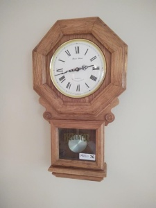 DANIEL DAKOTA REGULATOR WALL CLOCK