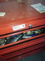 CRAFTSMAN ROLLING TOOLBOX WITH TOOLS - 4