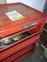 CRAFTSMAN ROLLING TOOLBOX WITH TOOLS - 5