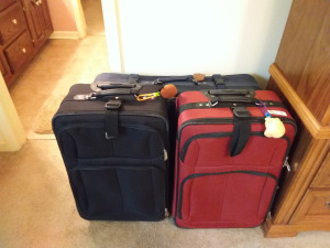(3) Pieces Of Luggage