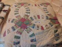 Wedding Ring Quilt - 2