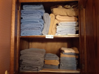 Contents Of Linen Cabinet
