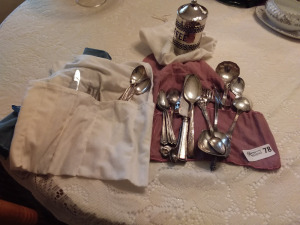 Miscellaneous Pieces Of Silverware