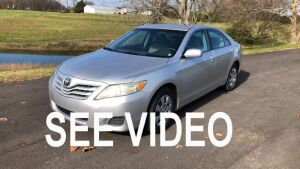 2010 TOYOTA CAMRY; VIN# 4T1BF3EKXAU054382; 2 KEY FOBS; 78,800 MILES; GOOD CLEAN CAR FROM LOCAL OWNER