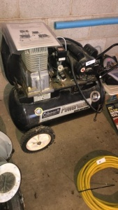 Coleman Powermate 18-Gallon / 5 HP Air Compressor