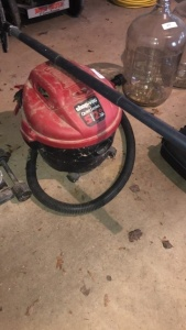 5-Gallon Shop Vac
