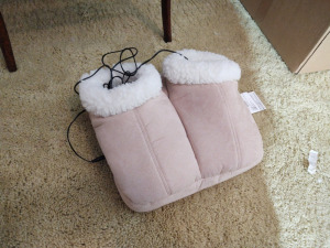 Body Innovations Foot Warmer/Massager