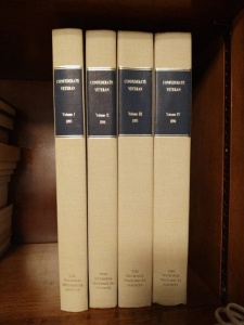 """Confederate Veteran"", Volumes 1 - 4"