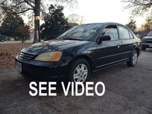 2004 Honda Civic LX; VIN 1HGES16543L035041; 109,118 miles; Buyer will pay taxes at the courthouse