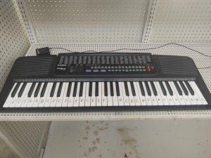 Casio ToneBank CT-636 Keyboard