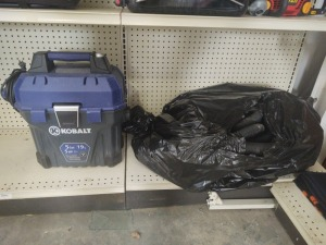 Kobalt 5-Gallon Shop Vac With Hoses