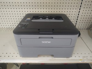 Brother Desk Top Printer, Model HL-L2315DW