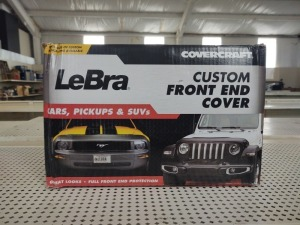 2007 - 2014 Ford Expedition Custom Front End Cover By LeBra