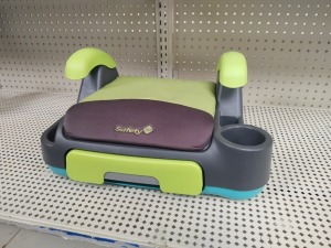 Booster Seat With Cup Holder