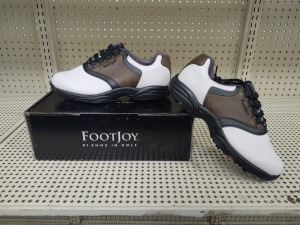 Foot Joy Golf Shoes, Size 9.5 Medium