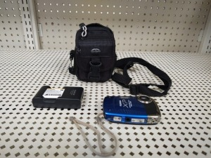 Fujifilm XP Digital Camera With Case & Charger
