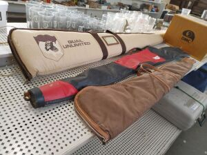 (3) Soft Rifle Cases