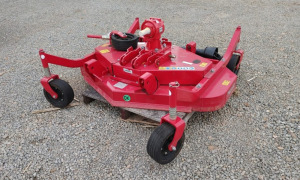 4' FINISH MOWER