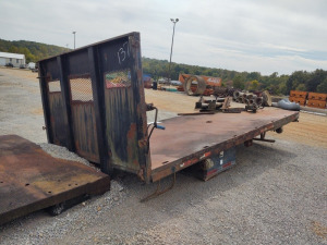 18' DUMPBED TRUCK BED; BOS ONLY