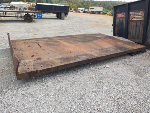 14' FLATBED TRUCK BED; BOS ONLY