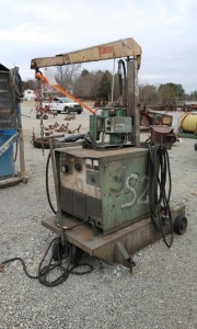 L-TEC VI 252 WIRE FEED WELDER
