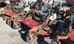 "EXMARK 60"" CUT E SERIES ZERO TURN MOWER; SERIAL # 315665066"