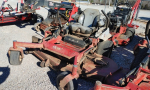 "EXMARK 72"" CUT E SERIES ZERO TURN MOWER; SERIAL # 316634306"