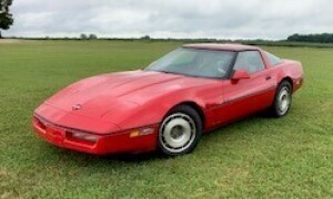 1987 CORVETTE ; 1444,000 MILES; BOTH TOPS.  LESS THAN 5,000 MILES ON REBUILT TRANSMISSION; NEW FRONT SPRING, BATTERY & ALTERNATOR; SEATS RECENTLY REUPHOLSTERED WITH CORRECT LEATHER; LOCATED OFF SITE IN NEW MARKET, AL.  CALL ANDREW HEARD @ (931) 638-5499 F