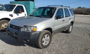2006 FORD ESCAPE; VIN# 1FMYU02Z56KA86420; 153,350 MILES