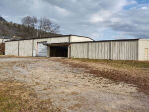 9,240 Metal Commercial Building On 2.09 Acre± Lot (Marion County, TN)