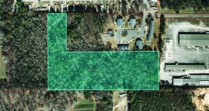 8.6± Wooded Acres located in Boaz, Alabama
