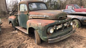 Ford F-1 Pick Up; VIN F1R2LU419215; Bill Of Sale Only