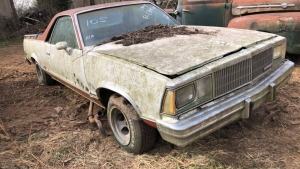 Chevy El Camino; SOME OF VIN _______62___; Bill Of Sale Only, Parts Vehicle