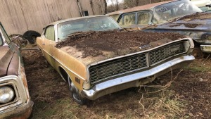 1968 Ford XL; Bill Of Sale Only