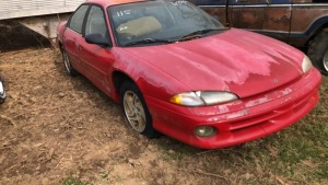1993 Dodge Intrepid GS, 3.5L; VIN# 2B3ED56F5PH545542; Bill Of Sale Only/Parts Vehicle
