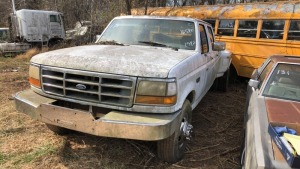 1982 Ford F-350 Pick Up, Dually.  Bill Of Sale Only. PARTIAL VIN# 16580