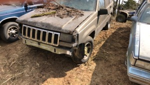 Jeep Cherokee Laredo.  Bill Of Sale Only. PARTIAL VIN# 69441
