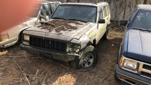 Jeep Cherokee Sport.  Bill Of Sale Only. PARTIAL VIN# 31585