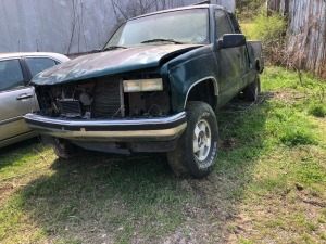 1995 Chevy Z71 Pick Up; VIN# 2GCEK19K6S1266141