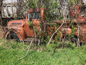 Ford Pick Up Truck, Bill Of Sale Only
