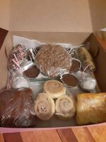 Box Of Goodies donated by Our Place Too Bakery & Café
