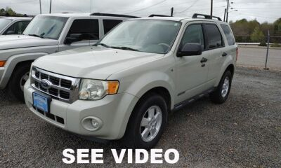 2008 FORD ESCAPE; VIN# 1FMCU03178KB93720; 92,925 MILES