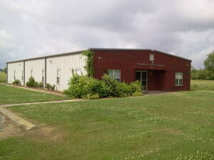 4,032 SF± Commercial Building in Ardmore, TN (Giles County)