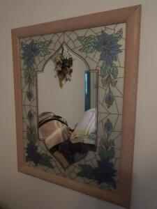 Decorative Framed Mirror