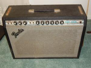 Fender Deluxe Reverb Amplifier