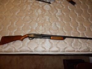 Savage Arms Springfield Model 67H 12-Gauge