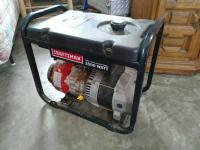 Craftsman 7hp 3500 Watt Generator (Runs but doesnt produce electricity)