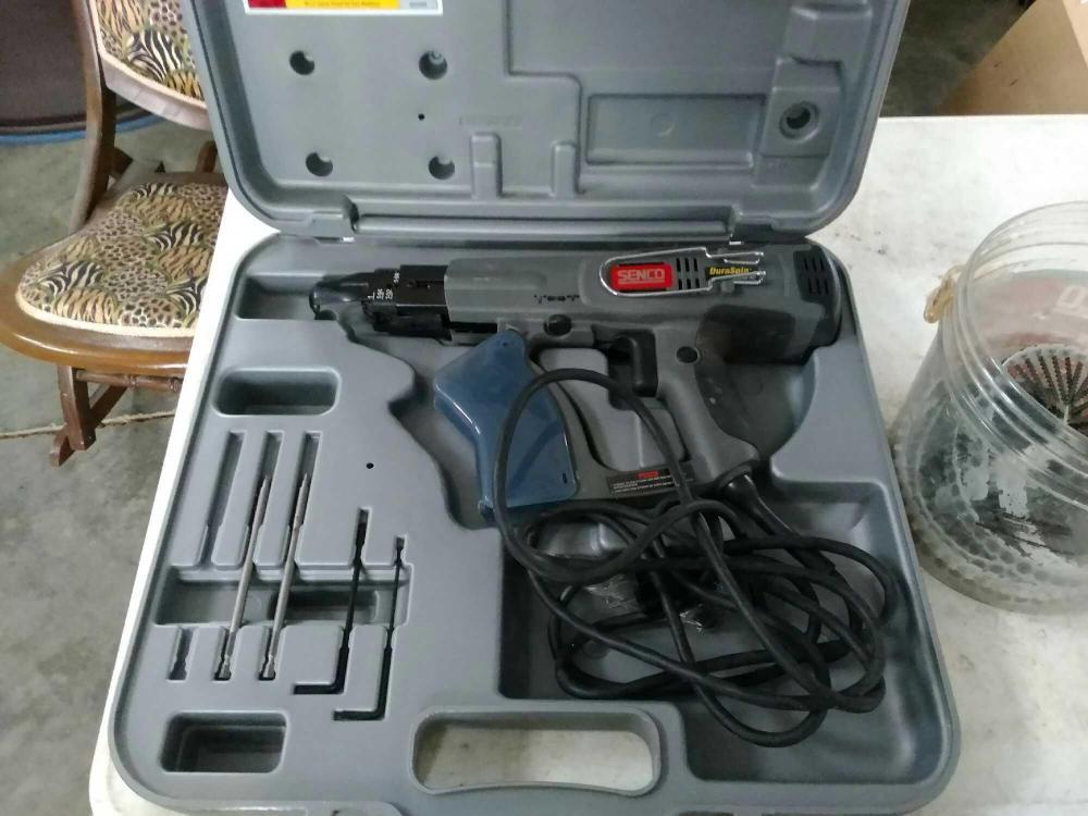 Senco DuraSpin Screw Gun - Current price: $45