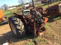 Salvage International Tractor & Turning Plow - 2