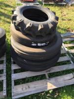 Pallet Of Tractor Tires